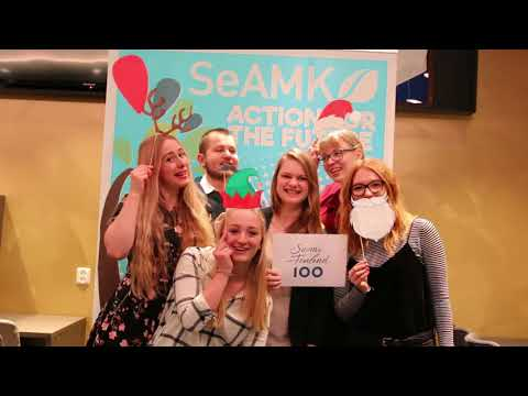 Season's greetings from SeAMK
