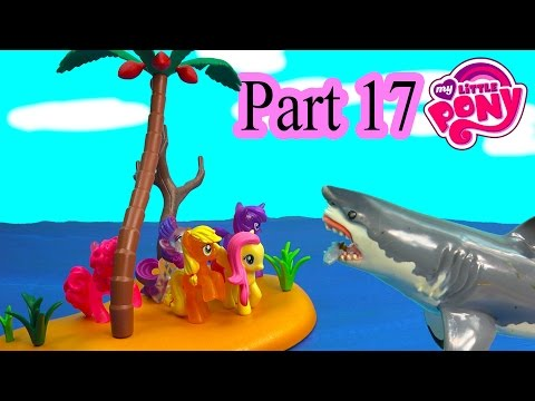 MLP Airplane Airport - Deserted Island - My Little Pony Part 17 Twilight Pinkie Pie Series Video - UCelMeixAOTs2OQAAi9wU8-g