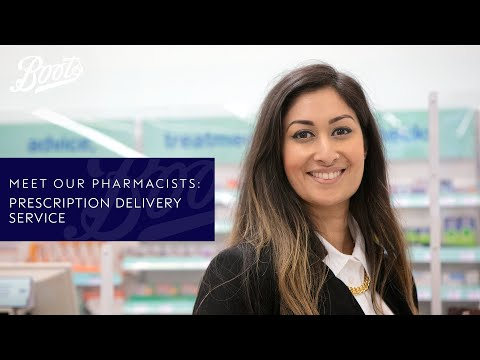boots.com & Boots Voucher Code video: Meet our Pharmacists | Prescription delivery service | Boots UK