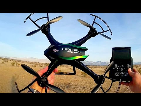 Cheerson CX35 Large Altitude Hold FPV Drone Flight Test Review - UC90A4JdsSoFm1Okfu0DHTuQ
