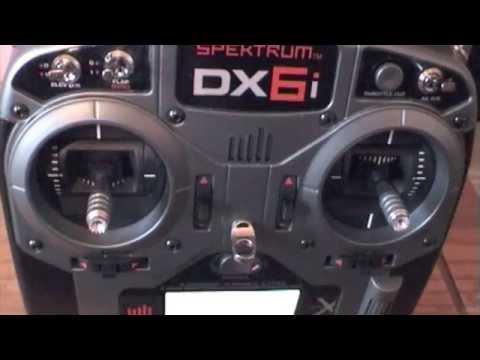 Spektrum DX6i Transmitter / Stick Calibration VERY IMPORTANT !!! - UCOU8vKBPgU20KmaeBX-ttrA