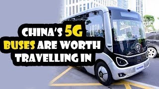 China's 5G buses Are Worth Travelling In | 5G Self-Driving Buses | Indiatimes