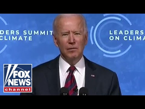 'The Five' slams Biden's 'radical' Earth Day pledge