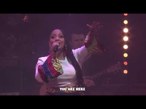 SINACH: WAY MAKER (Live in London) Featuring Mahalia Buchanan