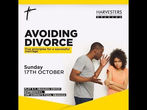 UNBROKEN: Avoiding Divorce  Pst Dayo Ogunrombi  Sun 20th Oct, 2019  1st Service