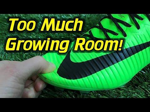 Leaving Extra Growing Room in Soccer Cleats/Football Boots - Good or Bad Idea? - UCUU3lMXc6iDrQw4eZen8COQ