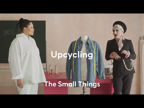hm.com & H&M Promo Code video: How To Upcycle With Joe Black   H&M