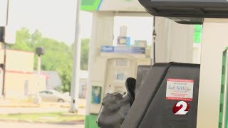 Auditor cautions public to be on the lookout for broken security seals at gas stations