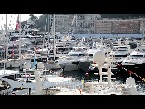 Gulf Craft at the Monaco Yacht Show 2016- Part 1