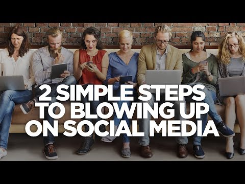 Two Simple Steps To Blowing Up On Social Media - The Lead Magnet with Frank Kern photo
