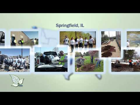 Contech Engineered Solutions - Contech Gives Back » Earth Month