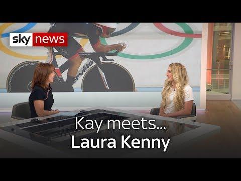 Kay Meets Laura Kenny