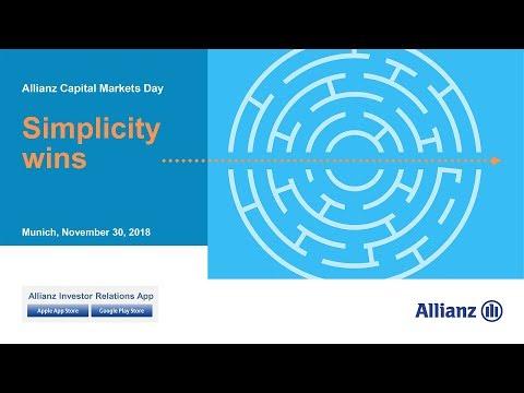 Capital Markets Day 2018, Oliver Bäte
