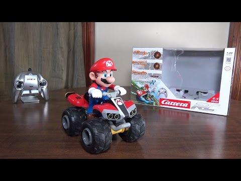 Carrera RC - Mario Kart 8 RC Mario - Review and Run - default