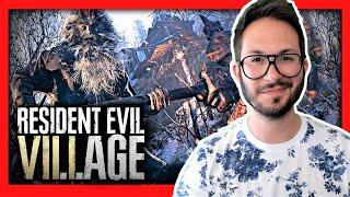 vidéo test Resident Evil Village par Julien Chièze