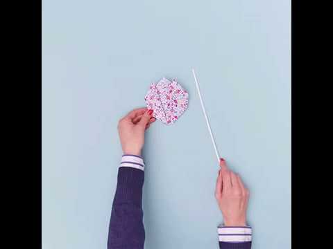 joules.com & Joules Discount Code video: Mother's Day Make: Tulips
