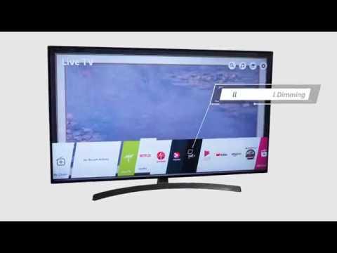 LG Super UHD SK8500 - 360 video