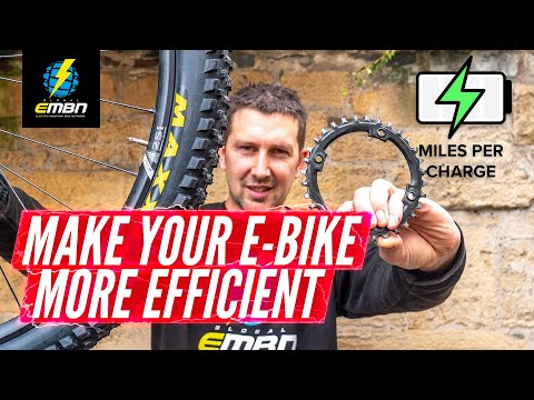 How To Make Your E-Bike More Efficient | Get More Battery Life