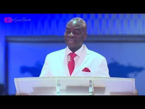 Bishop Oyedepo Open Doors Anointing