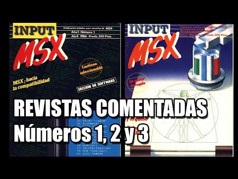 INPUT MSX VOL 1