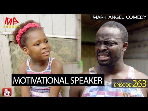 MOTIVATIONAL SPEAKER (Mark Angel Comedy) (Episode 263)