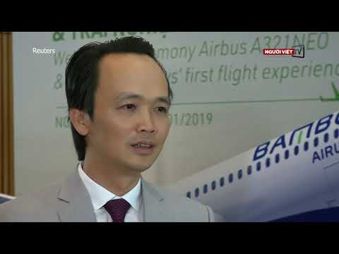 Bamboo Airways của Việt Nam chính thức hoạt động