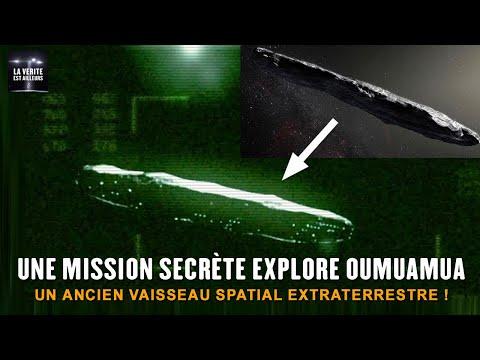 nouvel ordre mondial | ★ Une mission spatiale secrète aurait été envoyée vers le vaisseau extraterrestre Oumuamua !