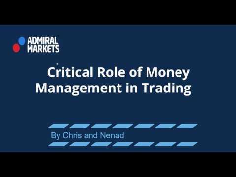 Critical Role of Money Management
