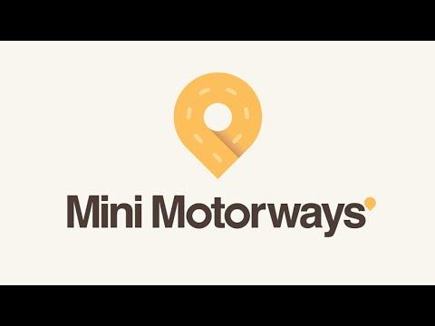 Mini Motorways Teaser Trailer