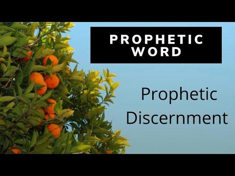 Prophetic Word - Prophetic Discernment (MUST WATCH)