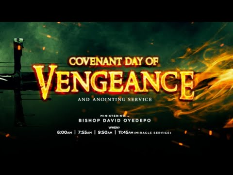 DOMI STREAM: COVENANT DAY OF VENGEANCE SERVICE  15, AUGUST  2021 FAITH TABERNACLE