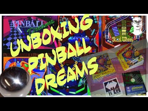 Unboxing: Pinball Dreams (Batman Group) Amstrad CPC