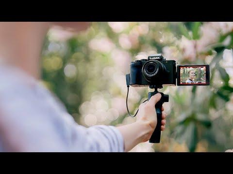 Videorecenze Panasonic Lumix G100 tělo černý