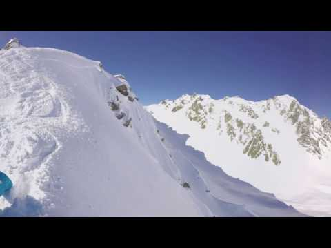 Swatch 360 video Freeride World Tour