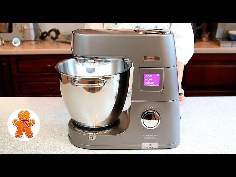 Кухонная машина Kenwood Titanium Chef Patissier XL ✧ Лучше и Дешевле чем KitchenAid