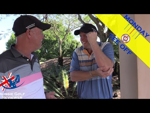 MONDAY TEE OFF redland bay MIZUNO MP20 IRONS pampling plate CABOOLTURE GOLF COURSE