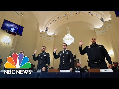 Watch Highlights From Day One Of Jan. 6 House Select Committee Hearing