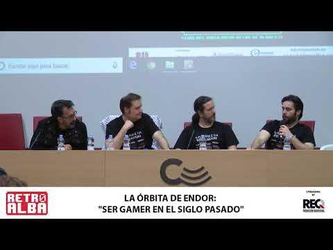 """RETROALBA """"Ser gamer en el siglo pasado"""": La Órbita de Endor"""