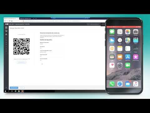 Inscripción de un dispositivo iOS a través del MDM (Mobile Device Management)
