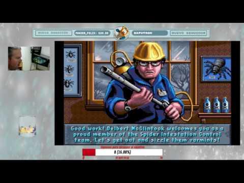 ArachnoPhobia (Commodore Amiga)