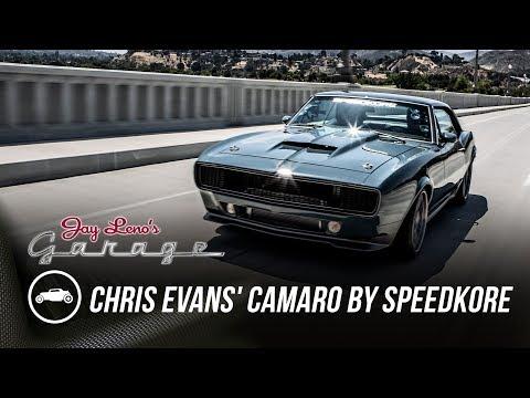Chris Evans' 1967 Camaro by SpeedKore - Jay Leno's Garage