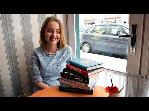 Nejlepší knihy měsíce: Duben 2016
