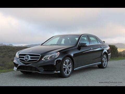 2014 / 2015 Mercedes E250 Bluetec Review and Road Test - default