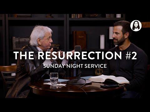 The Resurrection (Pt. 2)  Benny Hinn + Michael Koulianos  Sunday Night Service