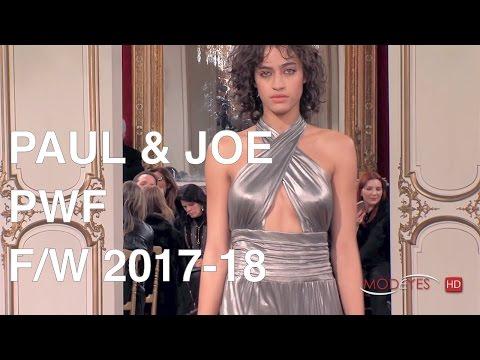 PAUL & JOE | FALL WINTER  2017 - 2018 | FASHION SHOW
