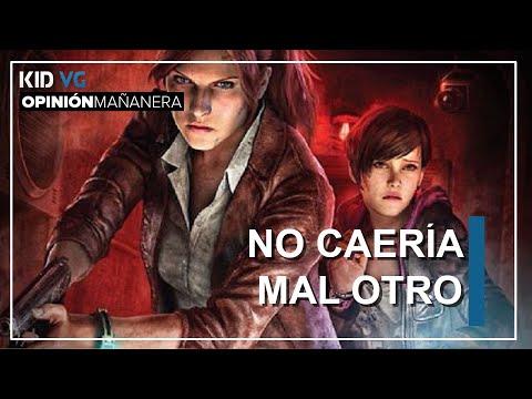 Rumor: Resident Evil Revelation 3 será desarrollado enfocado en el Switch   16/02/2021
