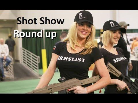 Armslist: SHOT Show 2017 Roundup