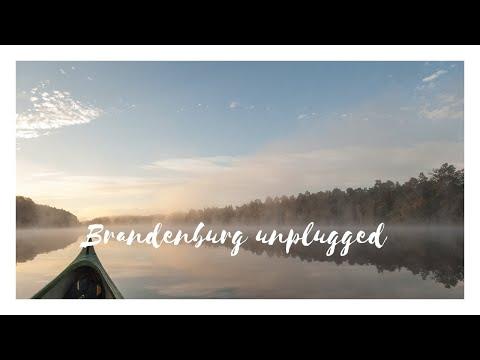 Brandenburg unplugged: Im Kanu durch Brandenburg im Herbst