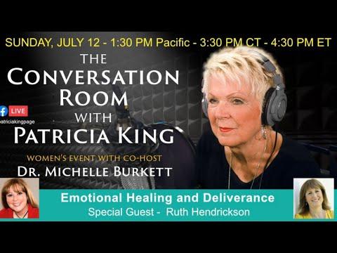 A Conversation: Emotional Healing & Deliverance