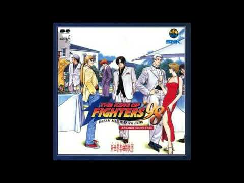 The King of Fighters 98 Arrange sound Track